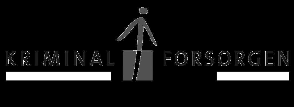 Logo af Kriminalforsorgen